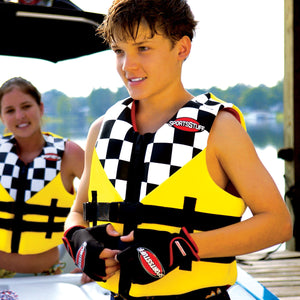 Watersports Gloves - protect your hands when tubing water skiing or wakeboarding