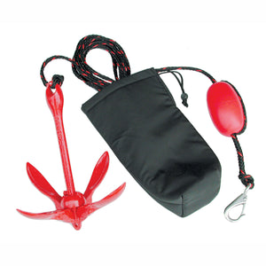 Airhead-Complete Folding Anchor System 5.5 lbs-