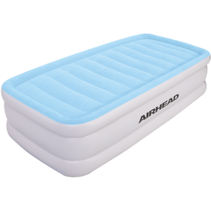 Airhead-Twin Air Mattress with Built-in Pump-