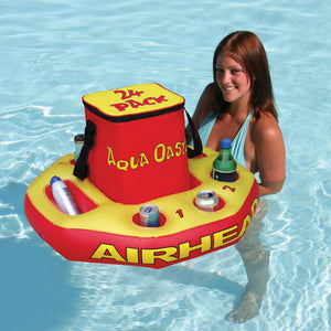 Airhead-Aqua Oasis Floating Cooler-