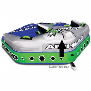 AIRHEAD Hexsanity, Back Rest Tube Only Watersports - AIRHEAD Sports Group