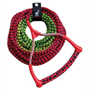 Performance Radius Handle Ski Rope