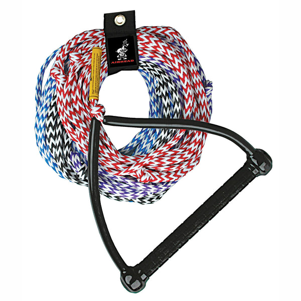 4 Section Water Ski Rope Watersports - AIRHEAD Sports Group