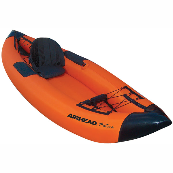 Airhead-1 Paddler Performance Travel Kayak-