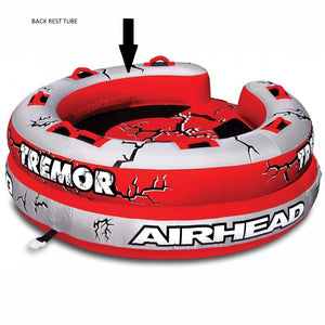 Airhead-AIRHEAD Tremor, Back Rest Tube (not complete unit)-