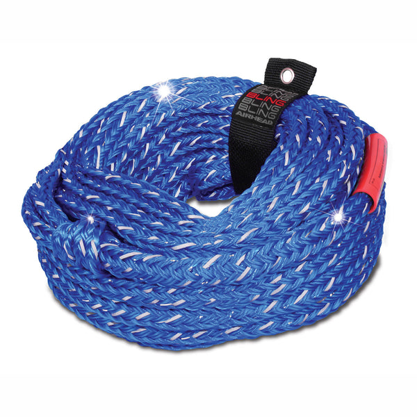 Bling 6 Rider Tube Rope