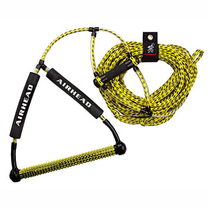 Airhead-Trick Handle (Yellow, 4-Section)-