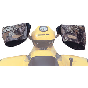 Airhead-ATV Hand Protectors (Mitts, Black or Mossy Oak)-Mossy Oak