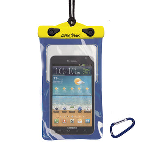 "Airhead-GPS, PDA, Game Player, Pocket PC Case (5"" x 8"")-Yellow"