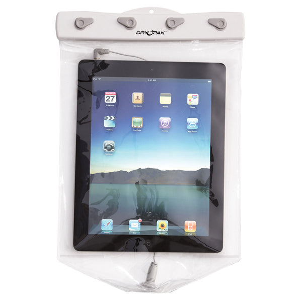 "Airhead-Clear Tablet Case (9""x12"")-"