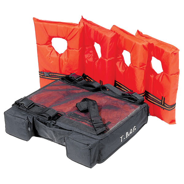 Airhead-T-BAG T-Top & Bimini Top Storage Packs (Holds 4 PFD's)-