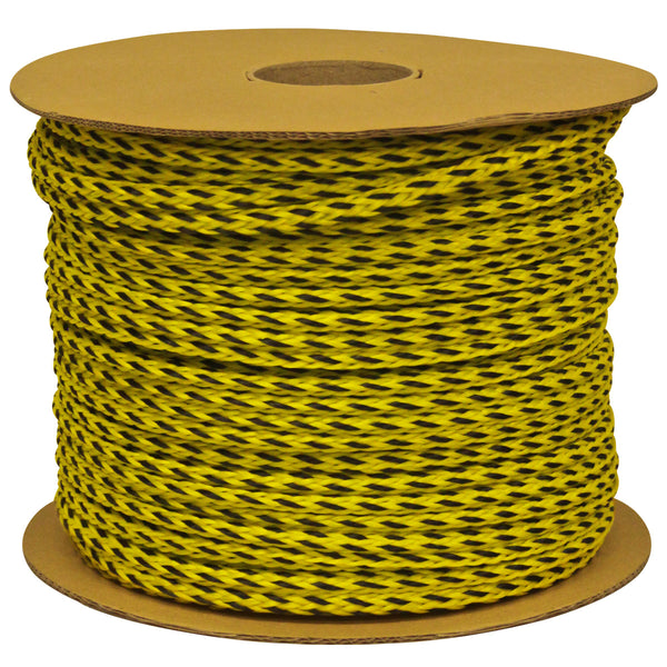 "Poly Rope Watersports / Marine Grade - 3/8"" x 500 ft spool"