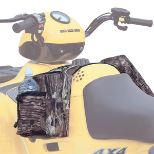 Airhead-ATV Tank Saddlebags (Black or Mossy Oak)-Mossy Oak
