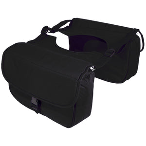 Airhead-Scootr Logic Saddlebag, Black-