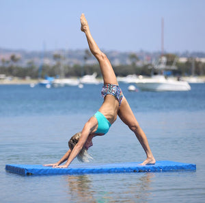 Yoga Water Mat