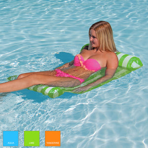 Airhead-Designer Series Floating Hammock-Lime