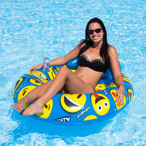 Emoji Gang Pool Float