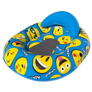 Airhead-Emoji Gang Pool Float-
