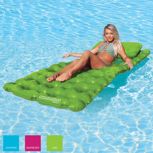 Airhead-SunComfort Cool Suede Pool Mattress-