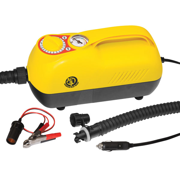 Airhead-AIRHEAD Super High Pressure Air Pump, 12v, 20 psi-