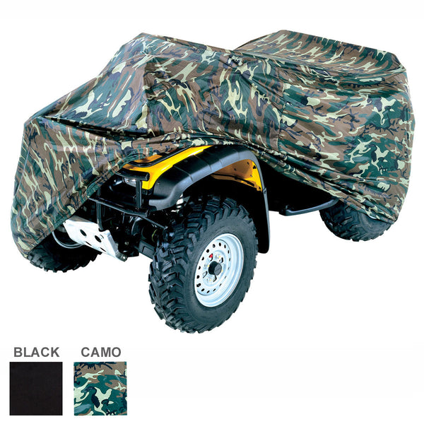 Airhead-ATV Cover (Black or Woodlands Camo)-