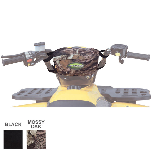 Airhead-ATV Handlebar Pack (Black or Mossy Oak)-