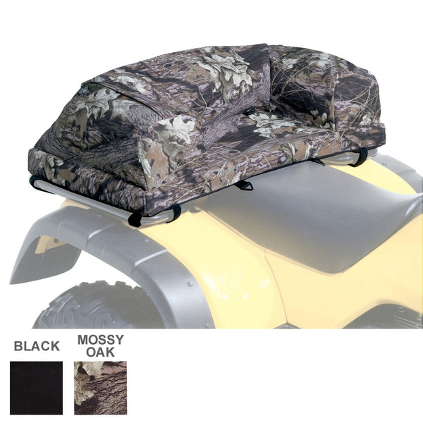 Airhead-ATV Deluxe Padded Rear Pack (Black or Mossy Oak)-