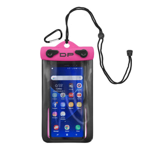 "Airhead-Smart Phone, GPS, MP3 Case 4""x6""-Hot Pink"
