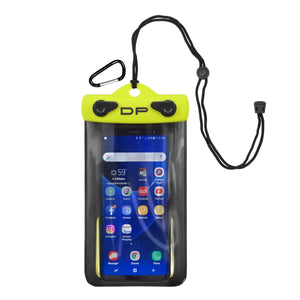 "Airhead-Smart Phone, GPS, MP3 Case 4""x6""-Lemon Lime"