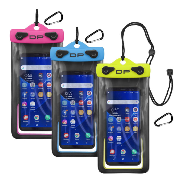 "Airhead-Smart Phone, GPS, MP3 Case 4""x7""-"