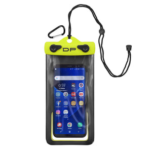 "Airhead-Smart Phone, GPS, MP3 Case 4""x7""-Lemon Lime"