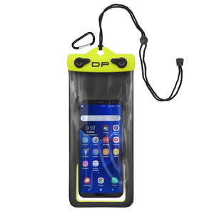 "Airhead-Smart Phone, GPS, MP3 Case 4""x8""-Lemon Lime"
