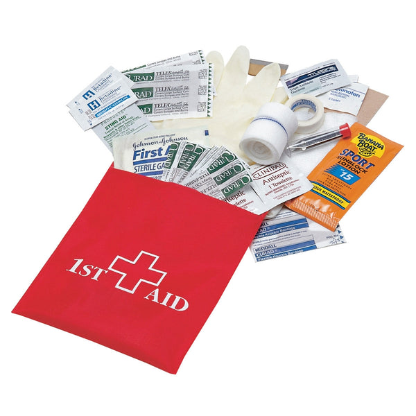 Airhead-First Aid Kit, Waterproof, Hook & Loop Mount-