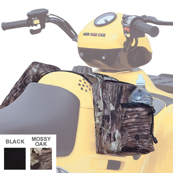 Airhead-ATV Tank Saddlebags (Black or Mossy Oak)-
