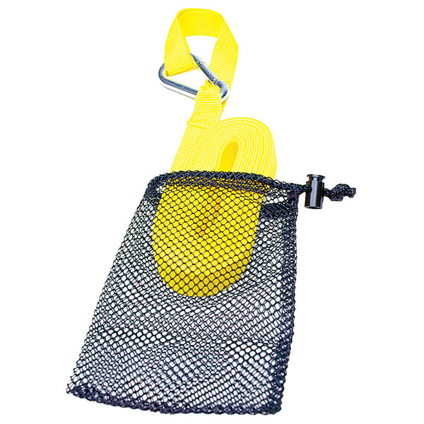 PWC Tow Strap 15' with Mesh Bag