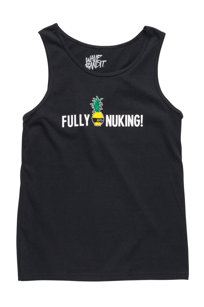 Ben Gravy Fully Nuking Tank - Black