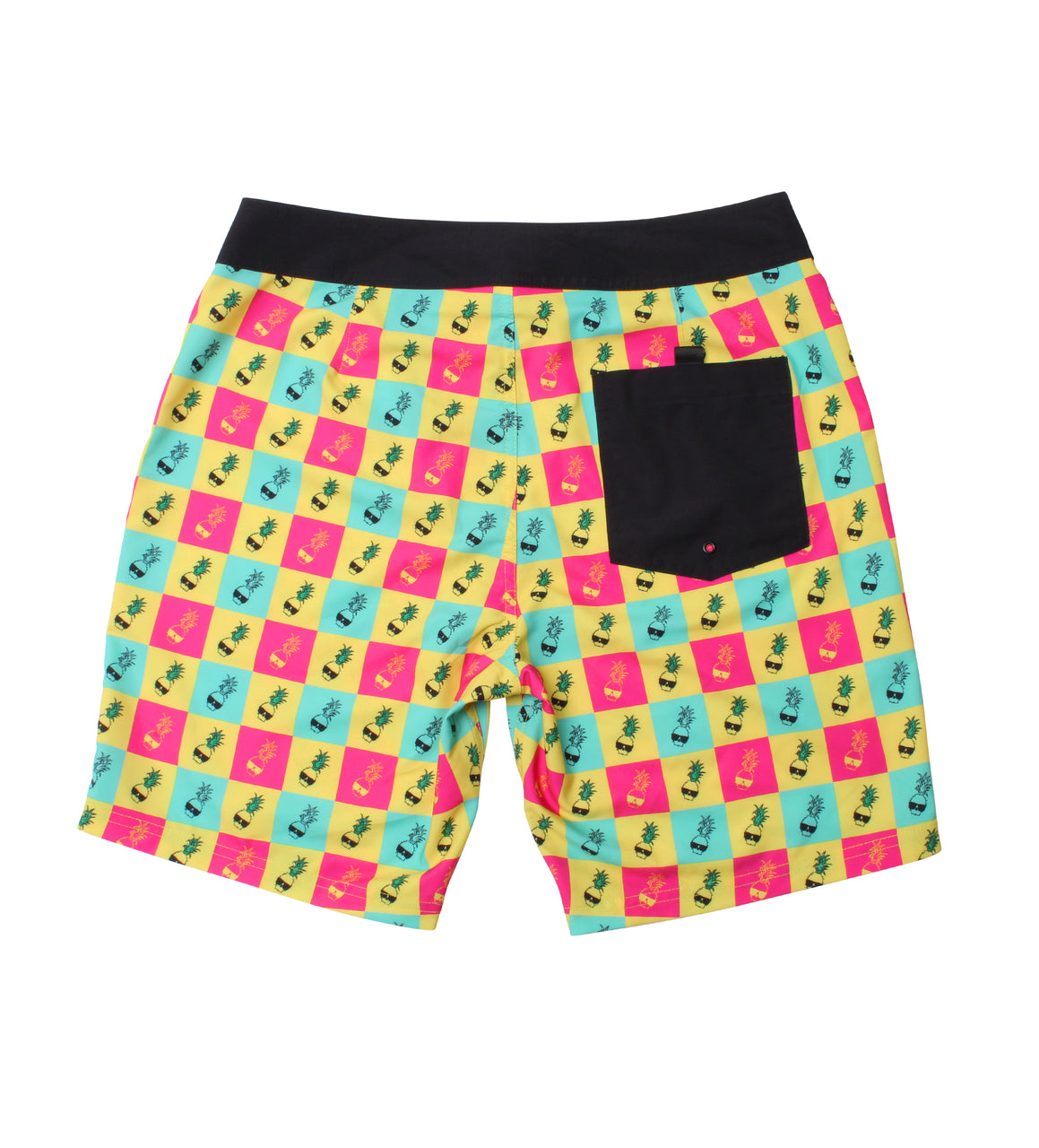 Ben Gravy Pineapple All Day Trunk - Multi Print