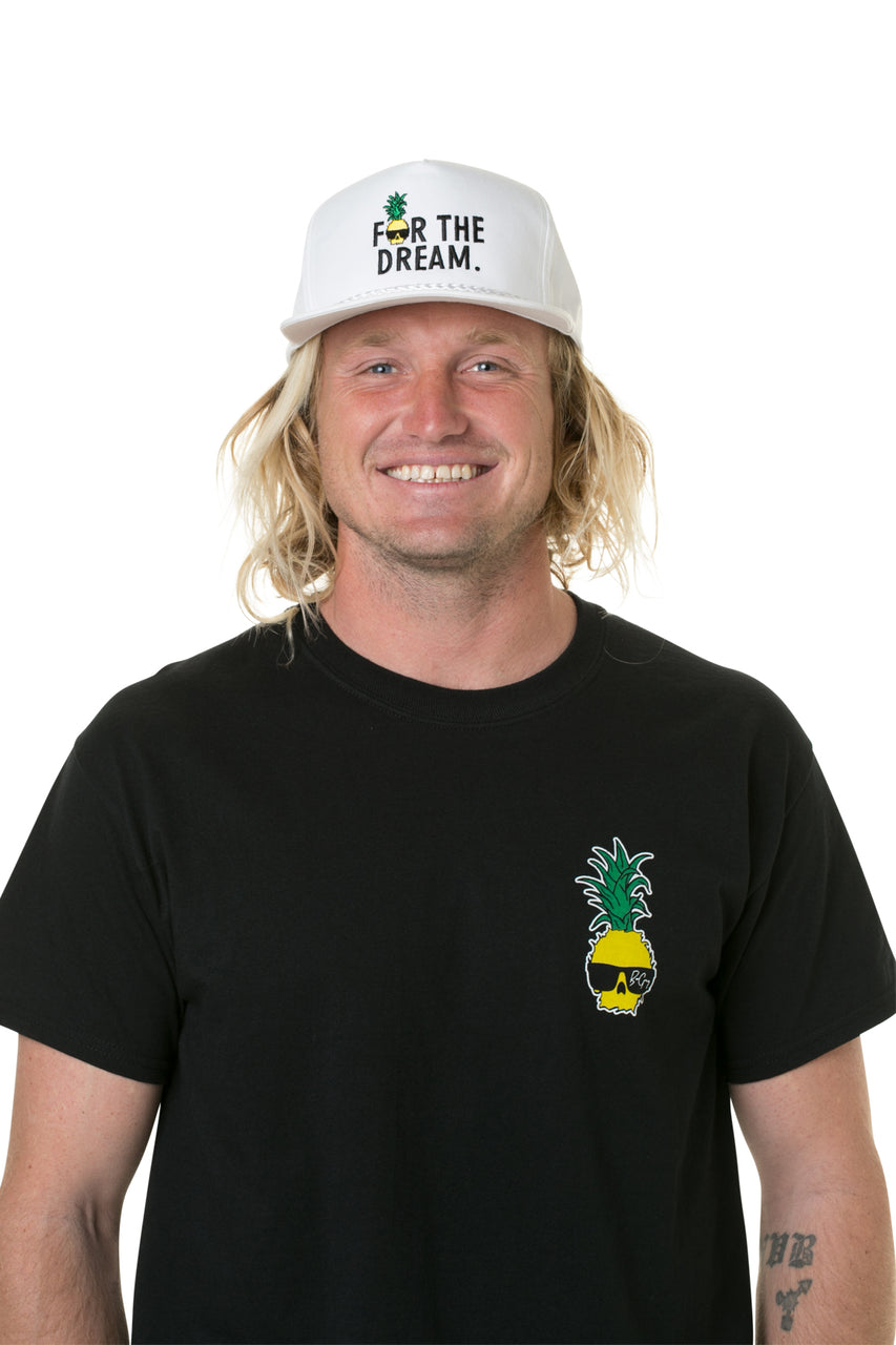 Ben Gravy For The Dream Hat - White