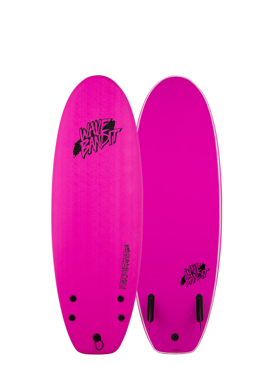 "4'10"" Performer Mini (Twin Fin)"