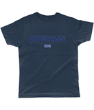 Goodison Rd Geographic Classic Cut Jersey Men's T-Shirt