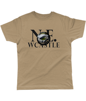 N.E. WCASTLE Lens Classic Cut Jersey Men's T-Shirt