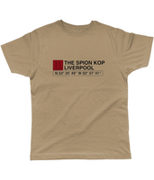 The Spion Kop Liverpool Classic Cut Jersey Men's T-Shirt