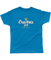 Pep Guardiola Beer Manchester City Classic Cut Jersey Men's T-Shirt