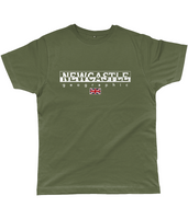 Newcastle Geographic Classic Cut Jersey Men's T-Shirt
