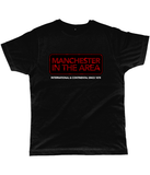 Manchester In The Area Classic Cut Jersey Men's T-Shirt