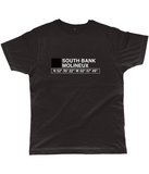 South Bank Molineux Classic Cut Jersey Men's T-Shirt