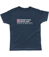 Maine Road Classic Cut Jersey Men's T-Shirt