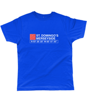 St. Domingo's Merseyside Classic Cut Jersey Men's T-Shirt