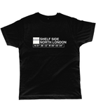 Shelf Side North London Classic Cut Jersey Men's T-Shirt