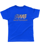 SW6 West London Classic Cut Jersey Men's T-Shirt